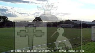 Billinge FC Vs Ashton Town (23.08.17)