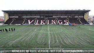 Widnes FC Vs Barnoldswick Town (09.12.17)