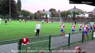 Pilkington FC Vs Billinge FC (30.08.18)