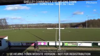 Shelley Vs St Helens Town (16.02.19)