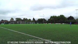 St Helens Town Vs Droylsden FC (13.07.19)