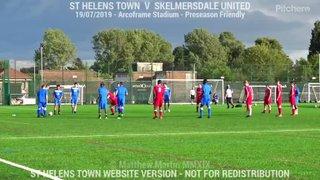 St Helens Town Vs Skelmersdale United (18.07.19)