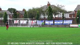 St Helens Town Vs Ruthin Town (20.07.19)
