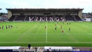 Widnes FC Vs Droylsden FC (21.08.19)