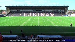 Widnes FC Vs Mossley AFC (24.08.19) FA Cup Preliminary Rd