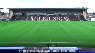 Widnes FC Vs Whitby Town (07.09.19)