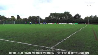 St Helens Town U18 Vs AFC Blackpool U18 (08.09.19) FA Youth Cup Preliminary Round