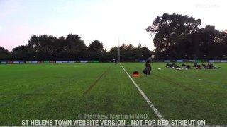 St Helens Town Vs Steeton FC (19.09.19)