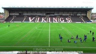 Widnes FC Vs Tadcaster Albion (05.10.19)