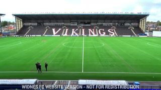 Widnes FC Vs Pontefract Collieries (19.09.19)