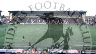 Widnes FC Vs Litherland REMYCA (18.02.17)