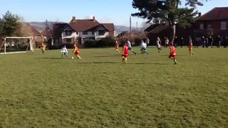 Callum Pattinsons goal against Hexham Whites 2/3/13.