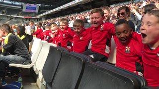 MK Dons V Doncaster Rovers