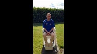 Colin's icebucket challenge