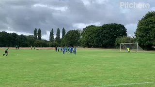 Under 13 lions Youth 29th Sept 2019