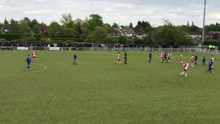 Mazza's goal against Poole