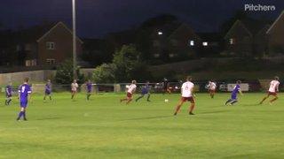 Goal - Ollie Broad