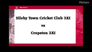 STCC 3XI vs Cropston2XI