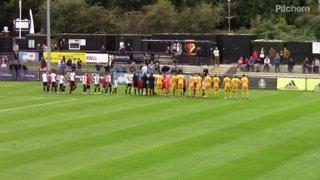 GOALS!!! Kings Langley vs Barking (FA Cup)