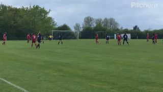 League winning goal vs Rayleigh Town