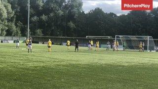 36:12 - Goal - AFC Sudbury Ladies (A)