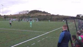 GOALS: Gateshead U19's 1-2 Blyth Spartans U19's