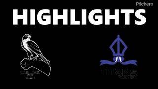 Chinnor v Rotherham Titans highlights