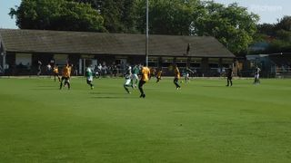 Our 4th goal v Three Bridges