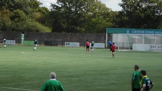 Ashford United 3rds v Charing Reserves