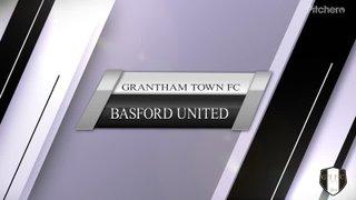 Grantham Town FC vs Basford United 26/08/19