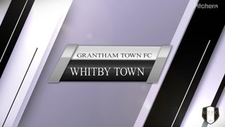 Grantham Town FC vs Whitby Town 31/08/19