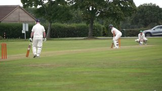 Chris Latham 100 vs Loxwood