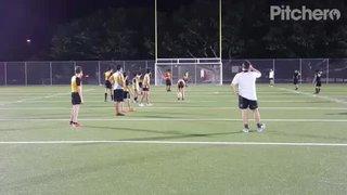 Okapi U15 - Teamwork Try