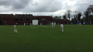 vs LindowCC Pre season
