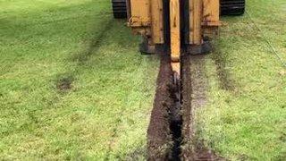Pitch Drainage