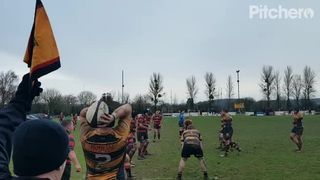 Tom Luke's non-try v Cullompton
