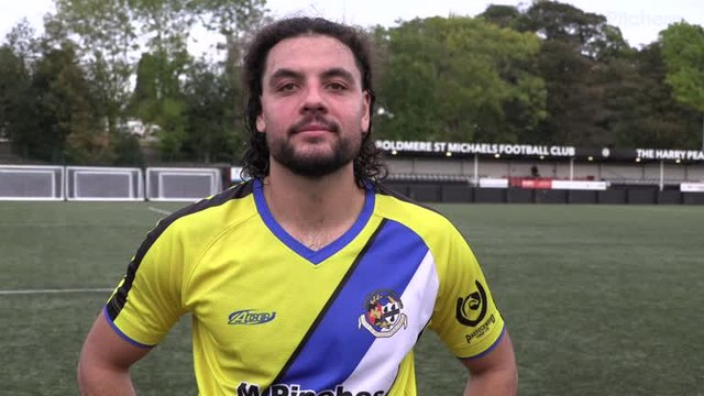 Aaron Roberts interview after the Boldmere game