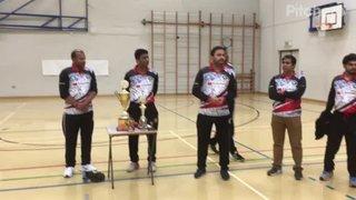 7 a side Indoor cricket tournament