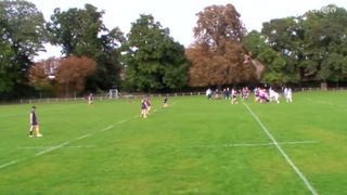 Bob Beevers Try 2 v Warlingham 23/09/17