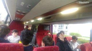 Bus journey