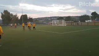 Alex Llewellyn Penalty v Pentwynmawr