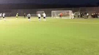 Leigh Sharp Penalty v Pontymister