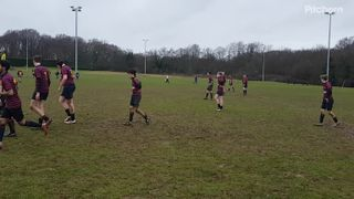 Trojans Warriors v Eastleigh U16s