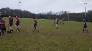 Trojans Warriors v Eastleigh U16s
