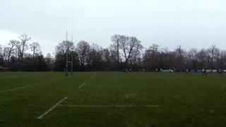 U15s League Match vs Lewes RFC