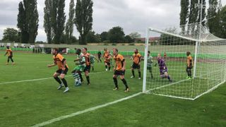 Waltham Abbey V Cheshunt