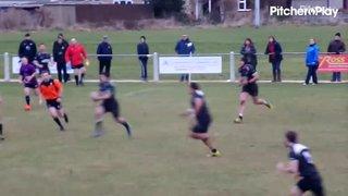 Paul Petchey scores against Leicester Lions - Dec 16