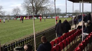 Aylesbury's Winning Goal vs Bedford Town 16th Feb 19