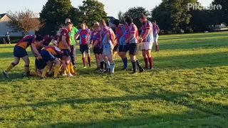 Scrum time Vs Deeside 1st XV