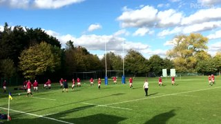 OES DEVELOPMENT XV V SIDCUP 2S    03/11/18
